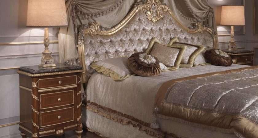 Back Classic Italian Century Bedroom