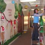 Back Elementary School Hallway Decorating Ideas