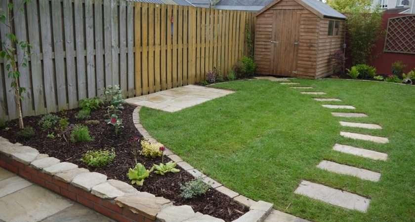 Back Garden Designs Home Design