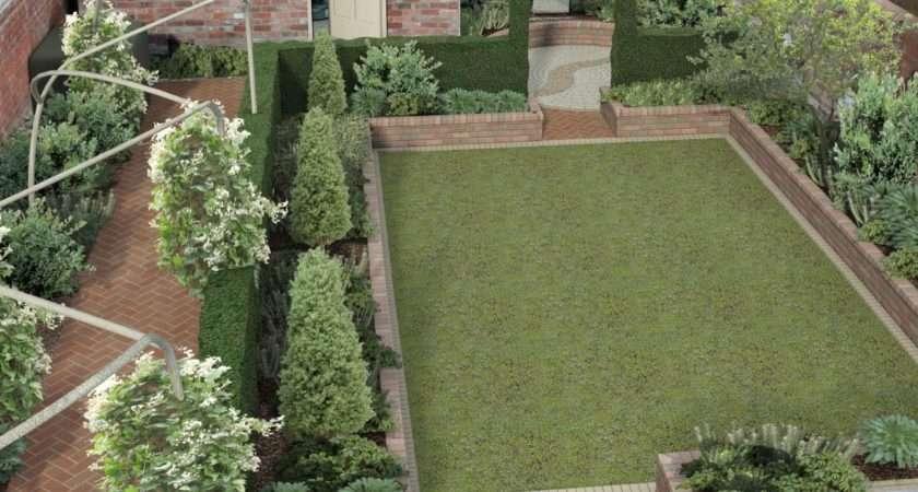 Back Garden Designs Ideas Inspirations
