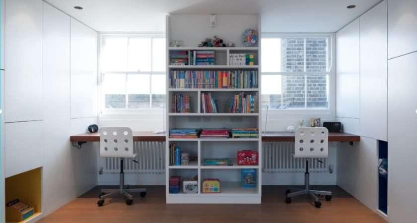 Back School Homework Spaces Study Room Ideas