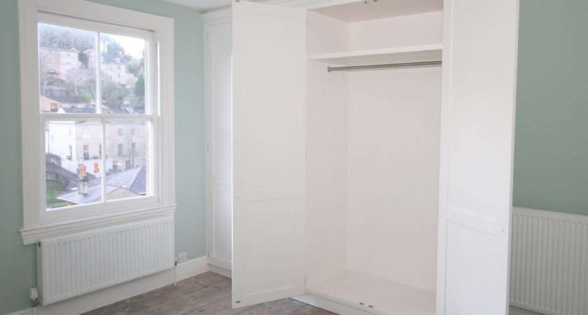 Back Twin Bespoke Fitted Wardrobes Main