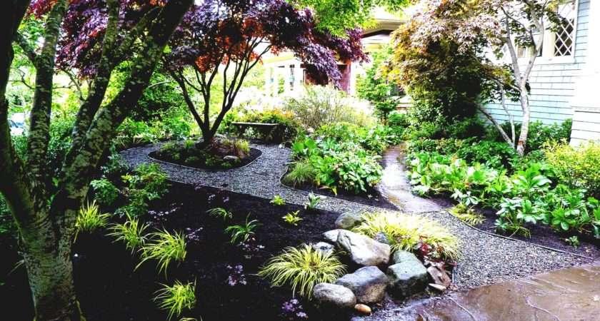 Back Yard Pond Creative Frugal Landscaping Ideas