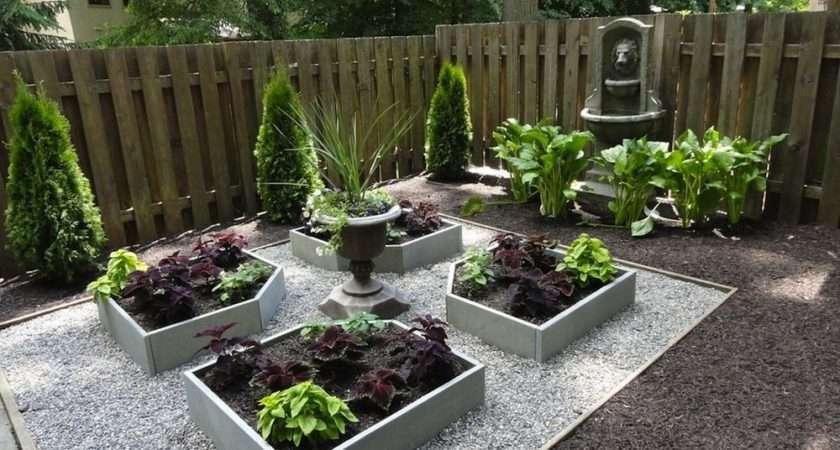 Backyard Landscape Ideas Lawn Less Designs Bob Vila