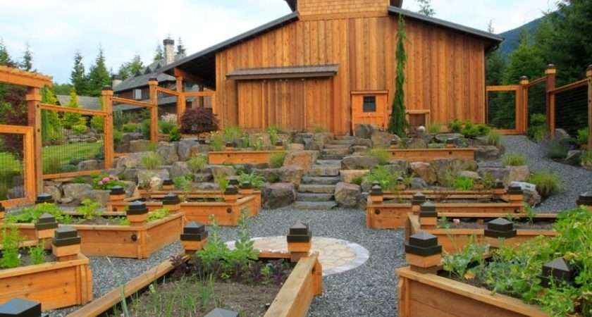 Backyard Raised Bed Garden Ideas