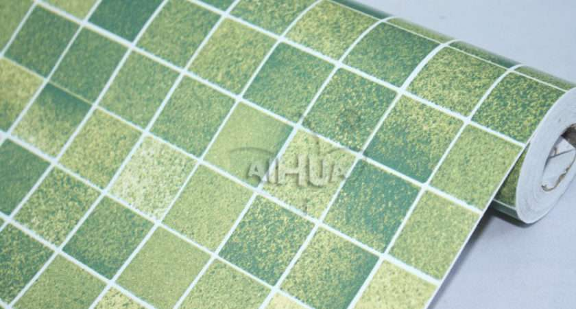 Balcony Decoration Stickers Pvc Waterproof Tile
