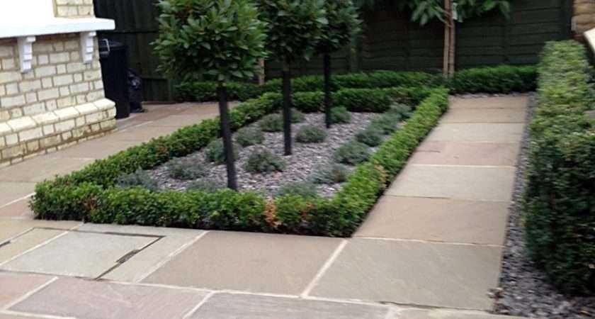 Balham Front Garden London Design