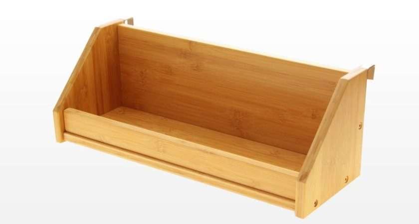 Bamboo Bedside Shelf Great Shelving Idea Very
