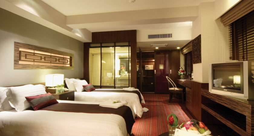 Bangkok Hotel One Rooms Suites