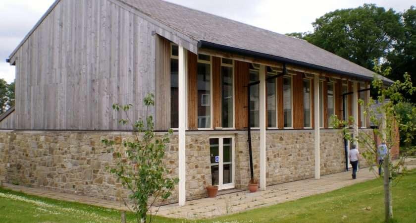 Barn Conversion Flintshire Mostyn Associates Architect