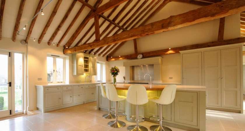 Barn Conversion Kitchen Contemporary