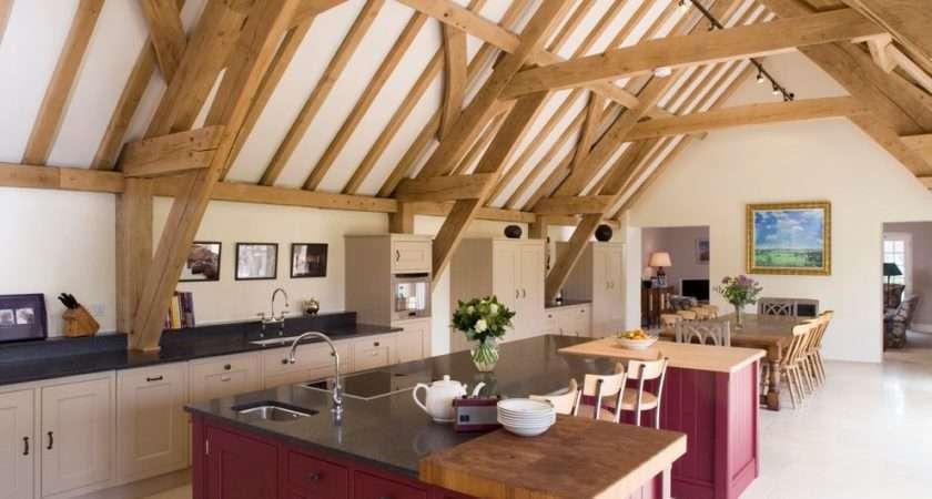 Barn Conversion Kitchen Designs Peenmedia