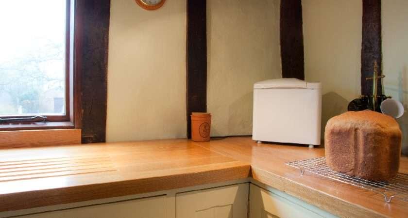 Barncrest Glorious Oak Wooden Worktop