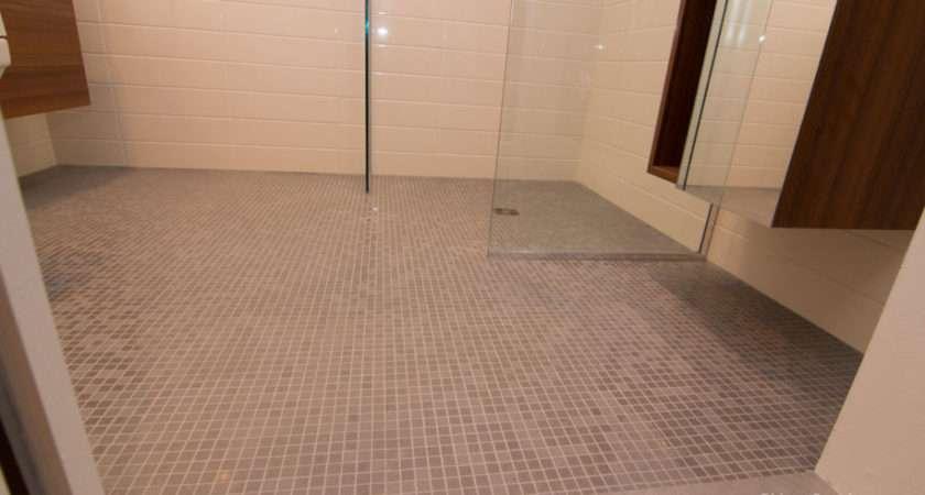 Basement Wet Room