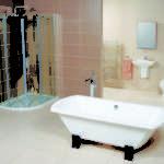Bath Mirrors Radiators Shower Square Loo Walk Wall Mounted