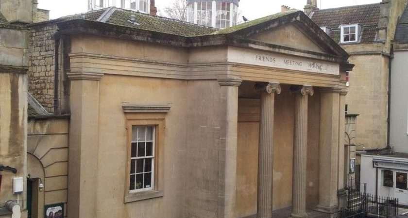 Bath Quaker Meeting House Somerset Grade Listed