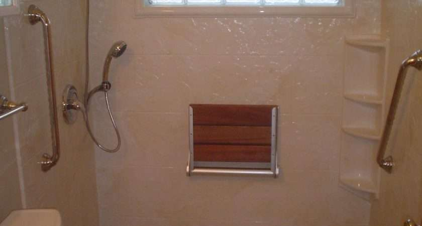 Bath Shower Conversions Glass Blocks Curved