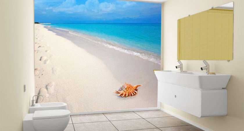 Bathroom Art Graphics Home Wall Effects
