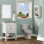 Bathroom Color Ideas Green House Style