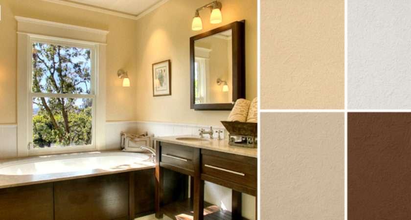 Bathroom Color Ideas Palette Paint Schemes Home