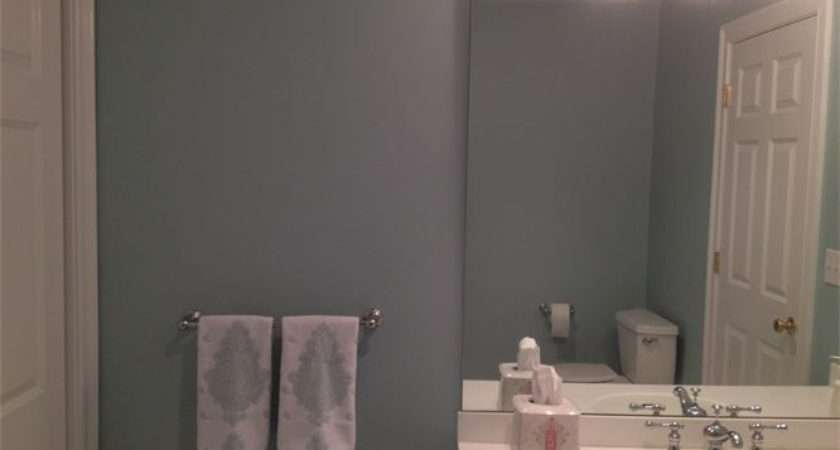 Bathroom Color Small Pink Paint Finish
