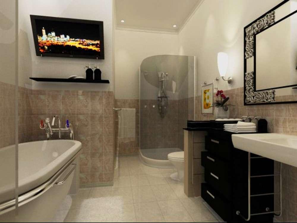 Bathroom Design Cool Modern Inspirations