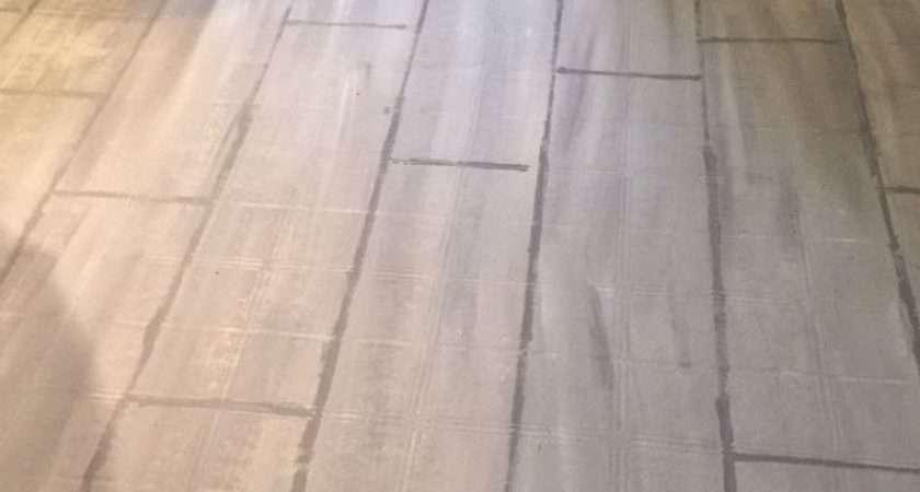 Bathroom Floor Tile Paint Hometalk