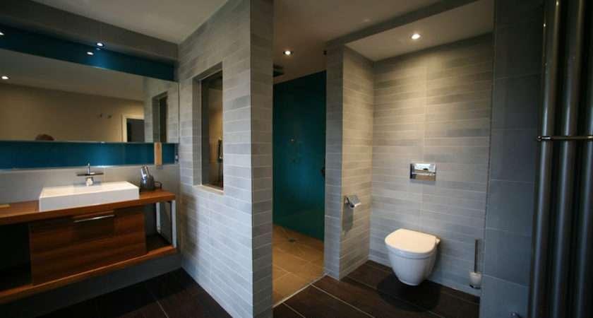 Bathroom Glass Splashbacks Modern London