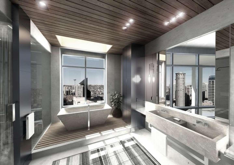 Bathroom Hotel Washroom Houses Interior