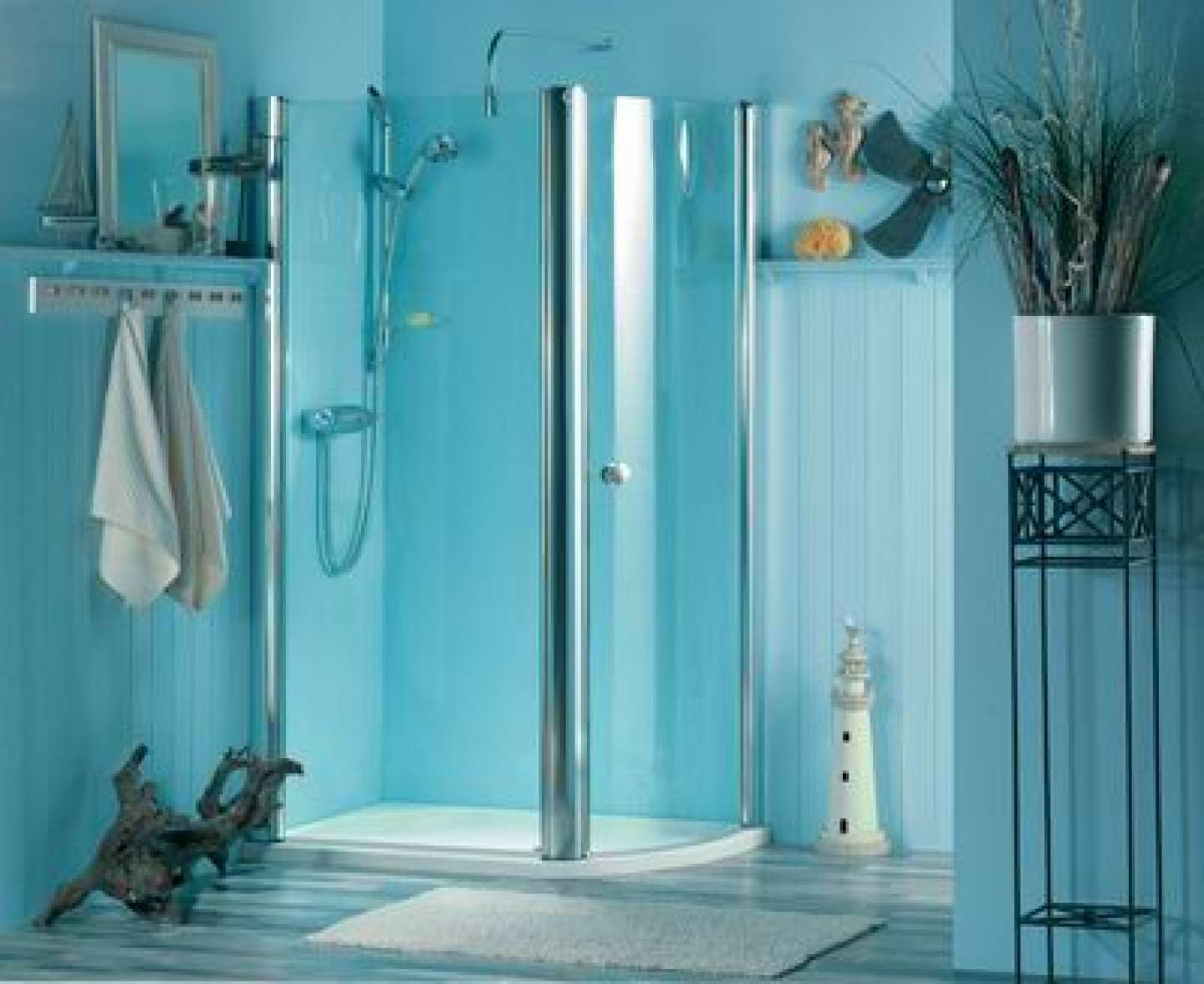 Bathroom Ideas Blue