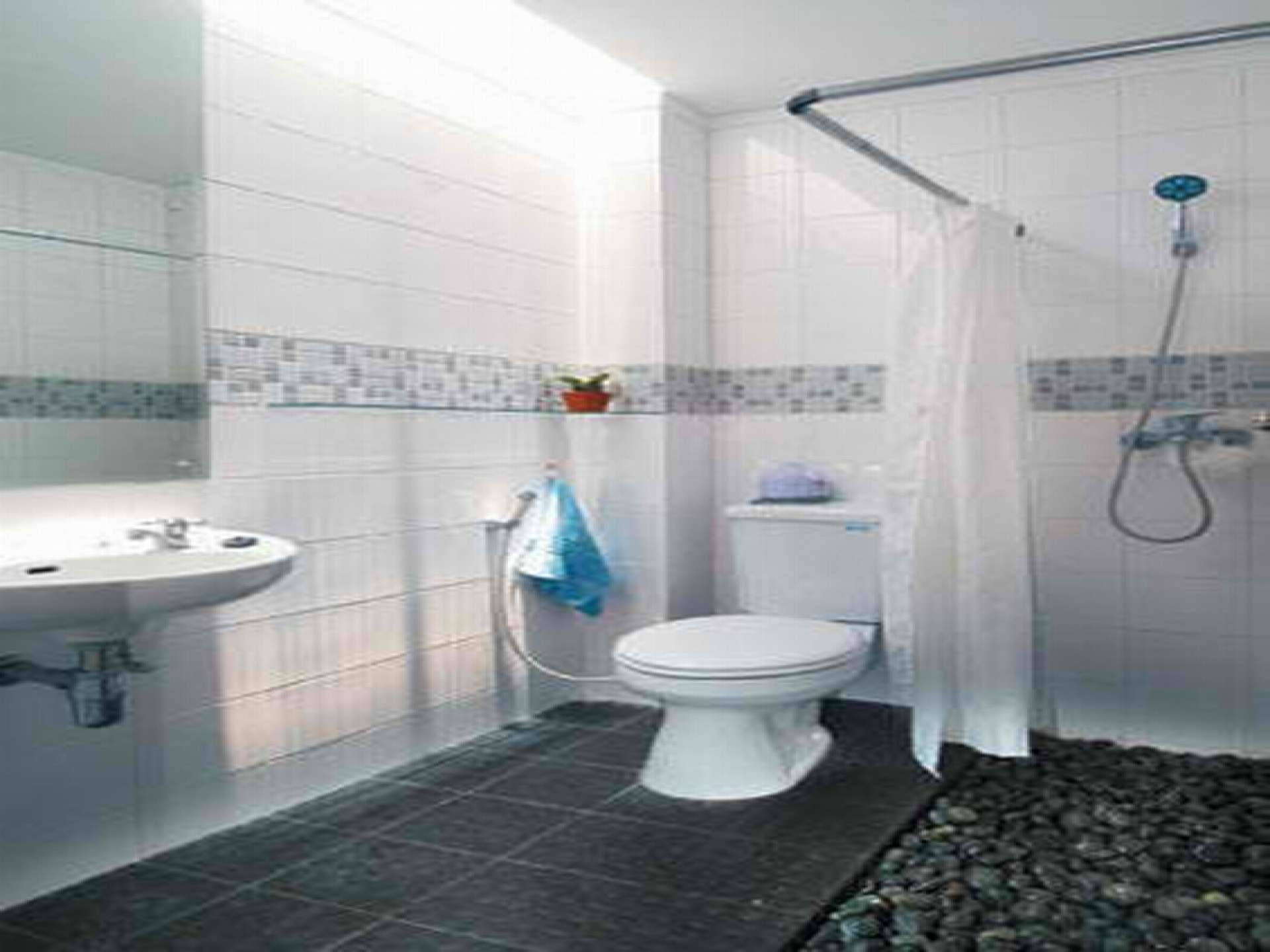 Bathroom Ideas Modern Floor Activa Rubber Flooring