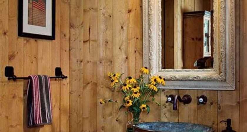 Bathroom Interior Designs Made Rustic Barns