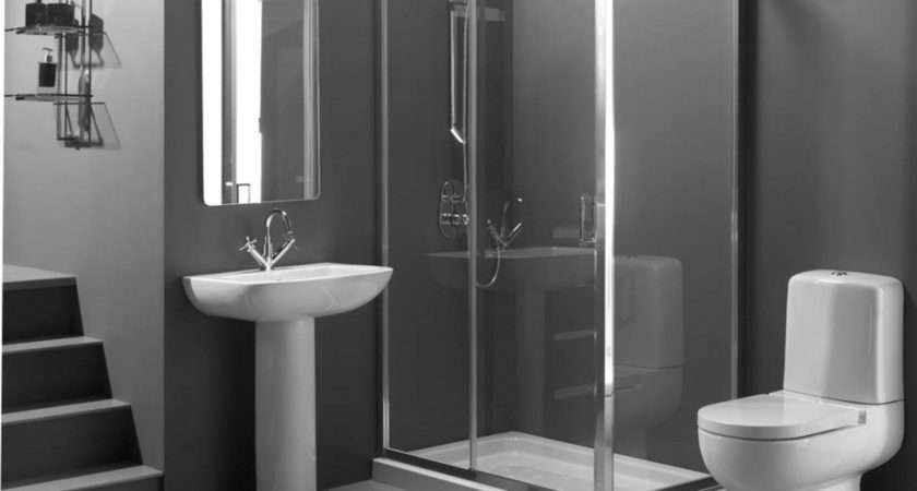 Bathroom Manages Colors Small Bathrooms Modern Home