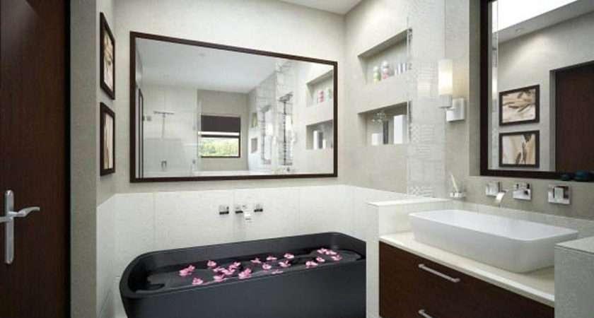 Bathroom Minimalist Design Ideas Modern