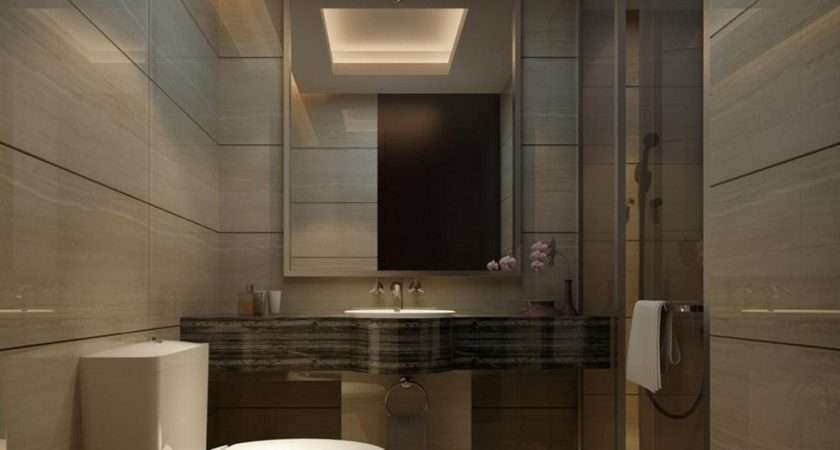 Bathroom Model Interior