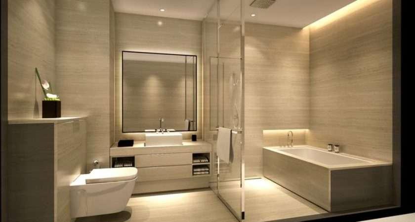 Bathroom Not Part Main Bedroom Service Apartment Armani