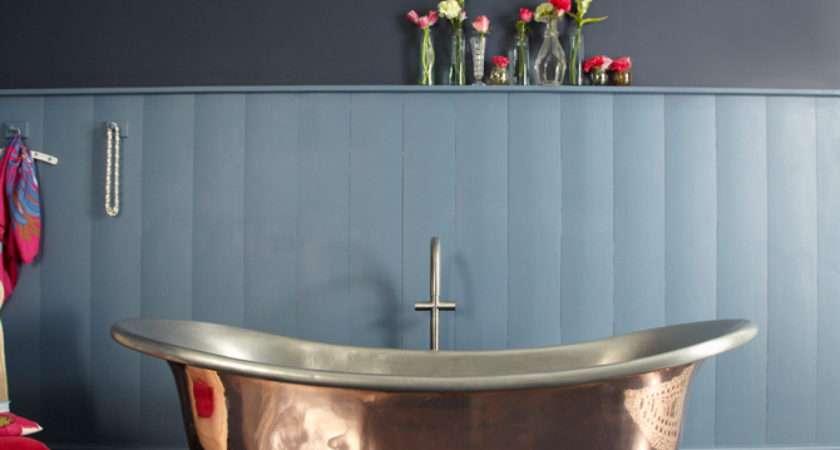 Bathroom Palette Copper Cast Iron Bath Companycast