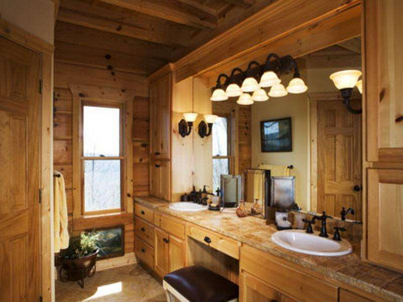 Bathroom Rustic Ideas Decor