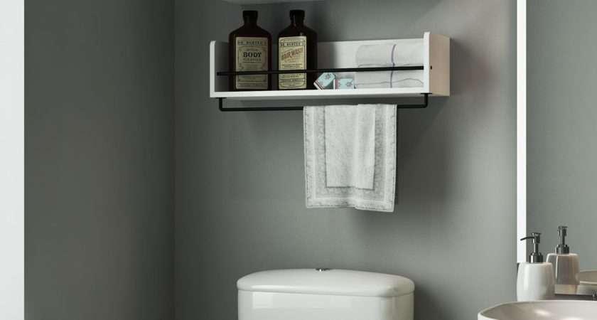 Bathroom Shelves Beautiful Easy Diy