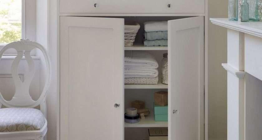 Bathroom Storage Cabinet Need More Space Put Bath