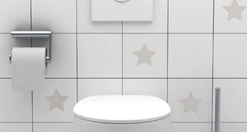 Bathroom Tile Stickers Design