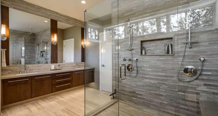 Bathroom Trends Dominant