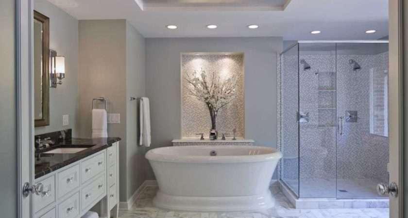 Bathroom Trends Serene Clean San Antonio Express News