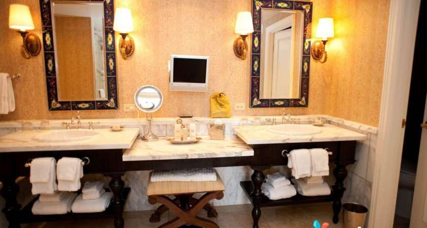Bathroom Tuscany Suite Green Valley Ranch Resort Spa