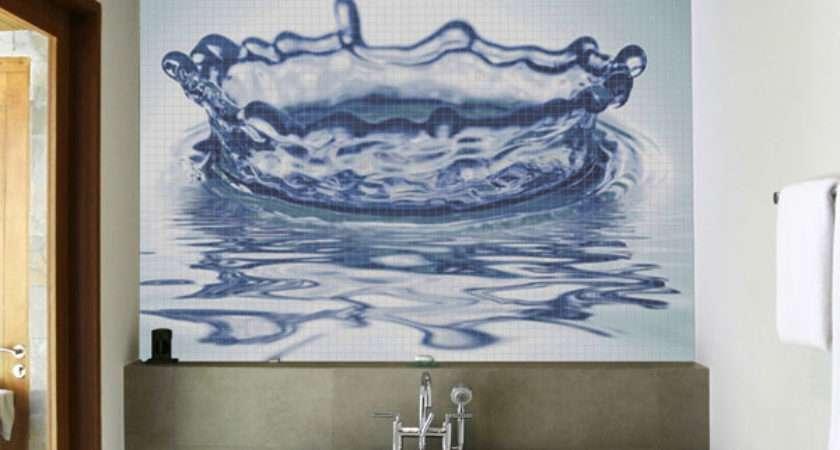 Bathroom Wall Designs Decor Paint Ideas