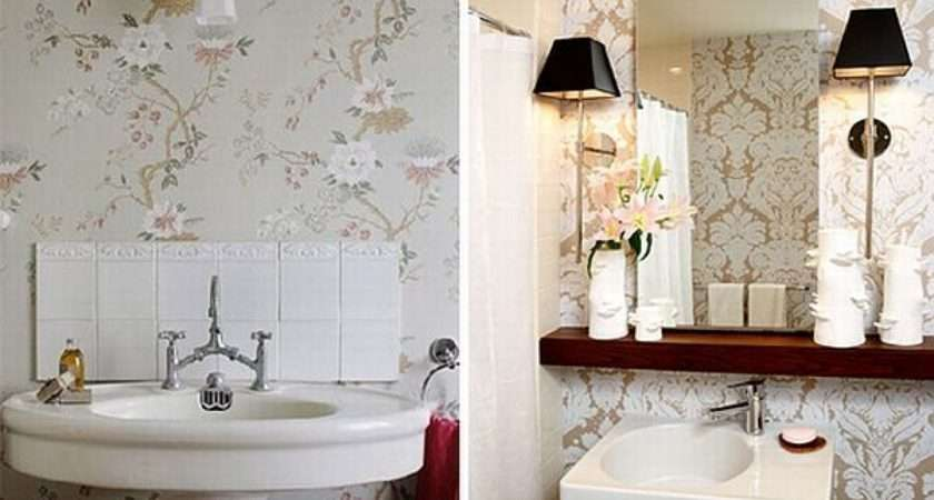 Bathroom Wall Houses