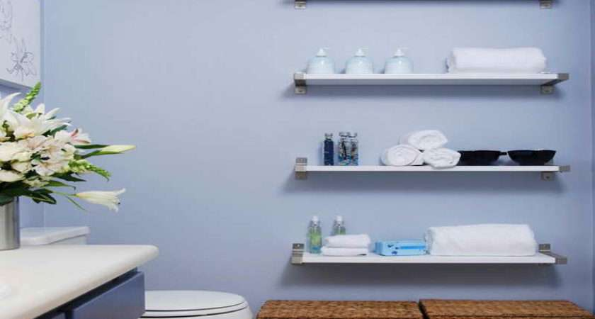 Bathroom Wall Shelf Designs Ideas