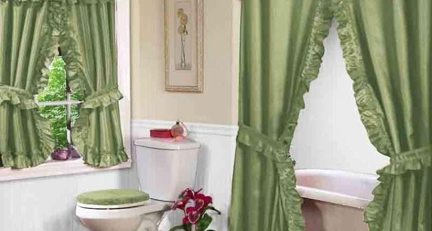 Bathroom Window Curtains Awesome Best