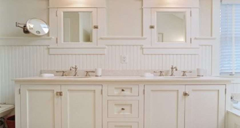 Bathrooms Beadboard Cottage