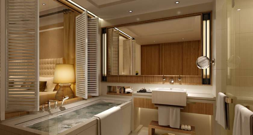 Bathrooms Models Room Ornament